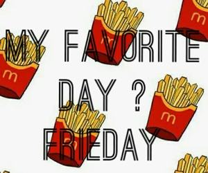 fries, funny, and lol image
