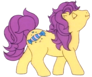 cartoon, classic, and my little pony image