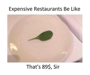 funny and restaurant image