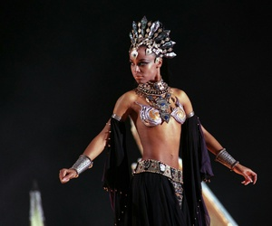 aaliyah, Queen of the Damned, and Akasha image
