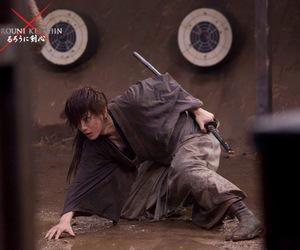 film, rurouni kenshin, and movie image