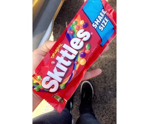 skittles, love, and 😍 image