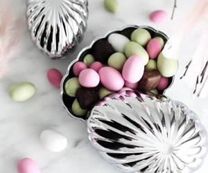 candy, easter egg, and marble image