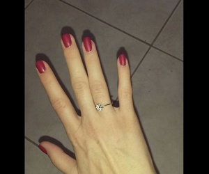 matte, classy nails, and matte nails image