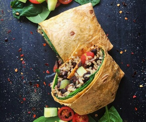 vegan, ideas, and healthy food image