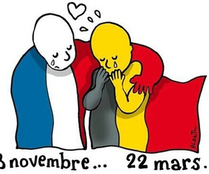 belgium, brussels, and pray image