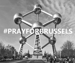 brussels and pray image