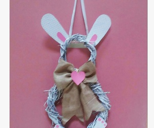 bunny, creative, and decoration image
