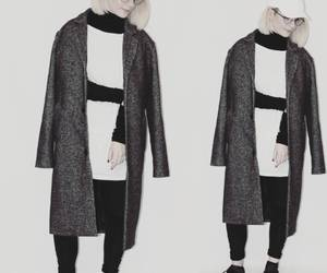 black, fashion, and layers image