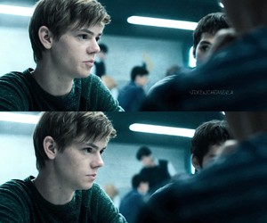 newt and thomas brodie-sangster image