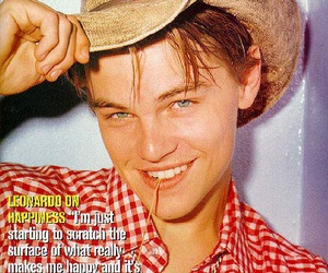 boy and leonardo dicaprio image