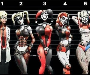 harleen quinzel, new 52, and harley quinn image