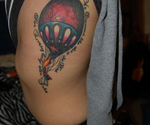 circa survive and tattoo image