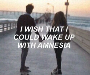 amnesia, 5sos, and quote image