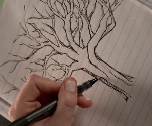 draw, fav, and teenwolfcast image