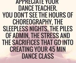 ballet, ballett, and choreograph image