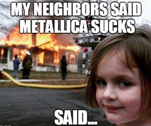 metal and metallica image