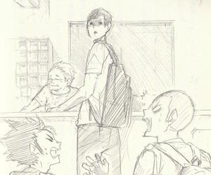 hinata, manga, and kenma image