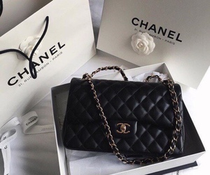 chanel, bag, and luxury image