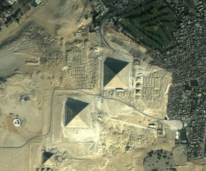 pyramids, eygpt, and this world image