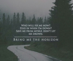 band, Lyrics, and music image
