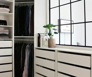 closet, home, and interior image