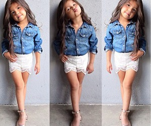 kids and fashion image
