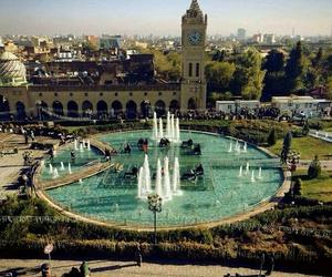 city, kurd, and kurdish image