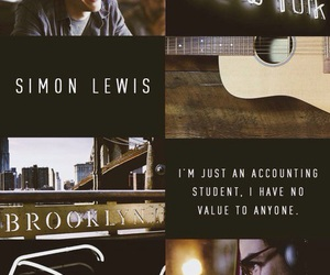 shadowhunters, simon lewis, and the mortal instruments image