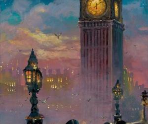 disney, london, and mickey image