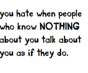 text, hate, and people image
