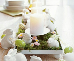 easter and candles image