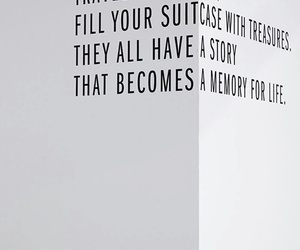 travel, quotes, and memories image