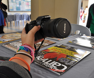 photography, canon, and camera image