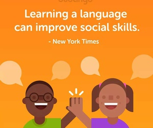 bilingual, fact, and languages image