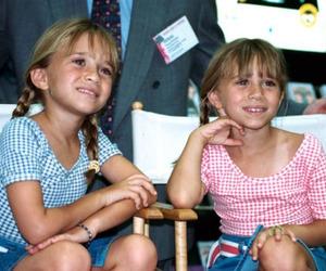 90s, ashley olsen, and mary kate olsen image