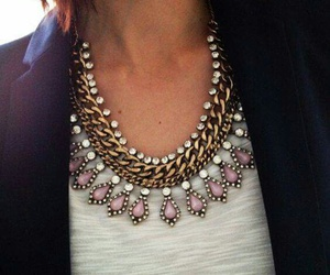 necklace, accessories, and gems image