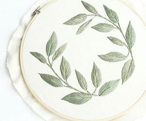 aesthetics, art, and embroidery image