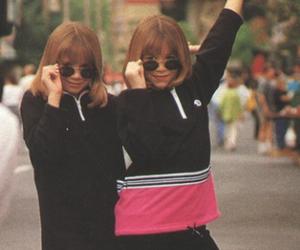 ashley olsen, mary kate olsen, and olsen twins image