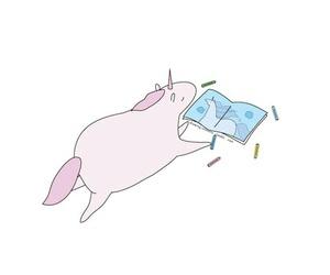 drawing and unicorn image