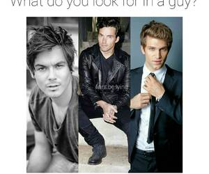 pretty little liars, pll, and good looking and kind image