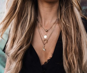 necklace, fashion, and details image