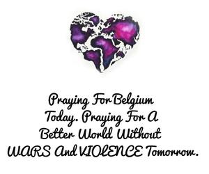 belgium, humanity, and pray image