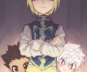 anime, boy, and hunter x hunter image