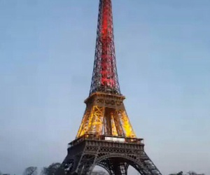 eiffel tower, paris, and brussels image