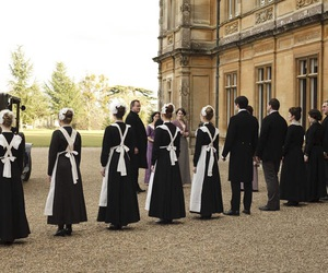 estate and downton abbey image