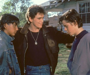 outsiders, Ponyboy Curtis, and the outsiders image