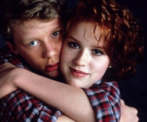 Molly Ringwald, 80s, and Anthony Michael Hall image