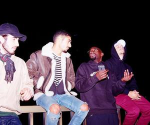 1995, sneazzy, and nekfeu image