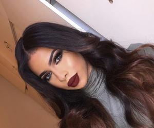 beautiful, make up, and sexy image